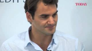 Roger Federer in Singapore part 1