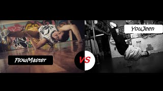 FlowMaster VS YouJeen EXHIBITION BATTLE 2016