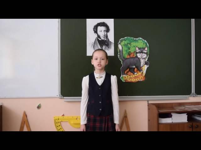 Изображение предпросмотра прочтения – МарияСемёнова читает произведение «Зимний вечер» А.С.Пушкина