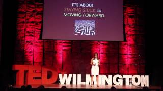 Download Staying stuck or moving forward | Dr. Lani Nelson Zlupko | TEDxWilmington Mp3 and Videos