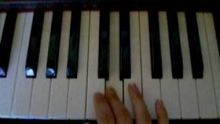 The Funeral - Band of Horses piano tutorial