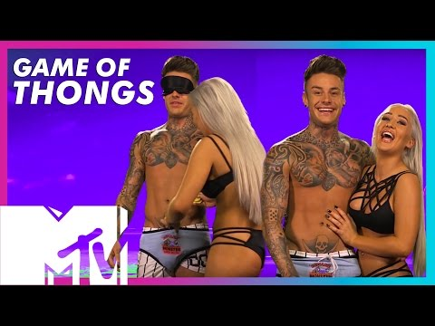 EX ON THE BEACH SEASON 4 | GAME OF THONGS!! | MTV