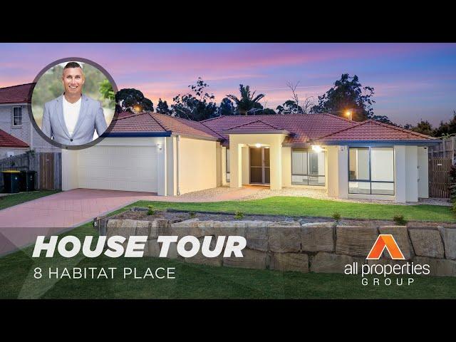 HOUSE TOUR | 8 Habitat Place, Drewvale | Chris Gilmour