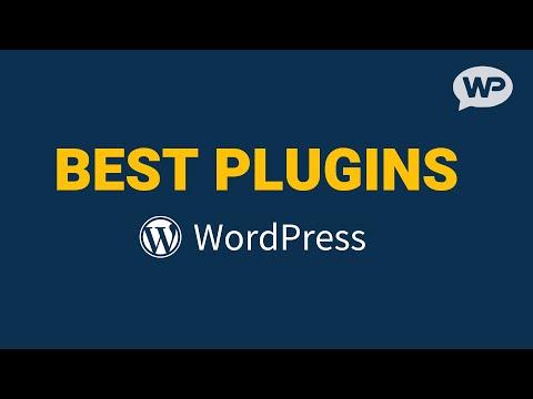 7 Best Free WordPress Plugins for Beginners [2018]