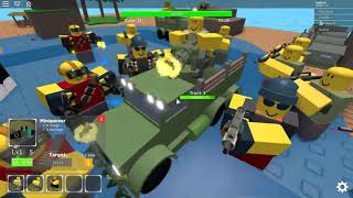 vi vinder l roblox tour Defense Simulator