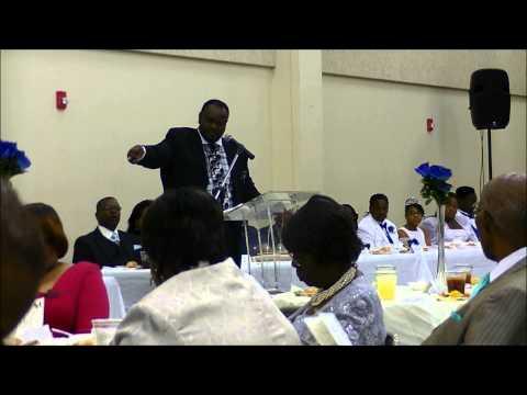 Rev. Elmore Garner