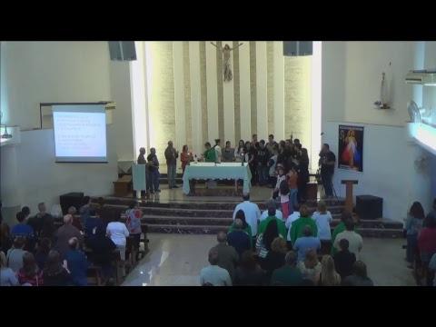 PSRA - Santa Missa 21º Domingo do Tempo Comum - 26/08/2018