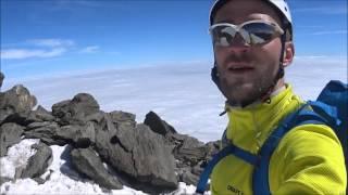 Alpine Tour: Weissmies (4023m) Traverse in Switzerland