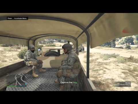 GTA 5 ARMY MOD !