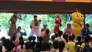 2018年6月30日、愛知県東海市にある聚楽園しあわせ村で開催された「わく...