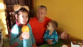 Кр.отец мафии И.Борисов с Мироном и Златой пробует новые вкусы ЭД !