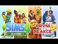 Rozšíření The Sims 4 Roční období | Jak to vidím já? ☀️❄️☔