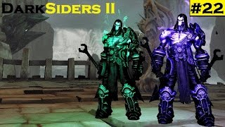 #22 Darksiders II Deathinitive (Город Мертвых)