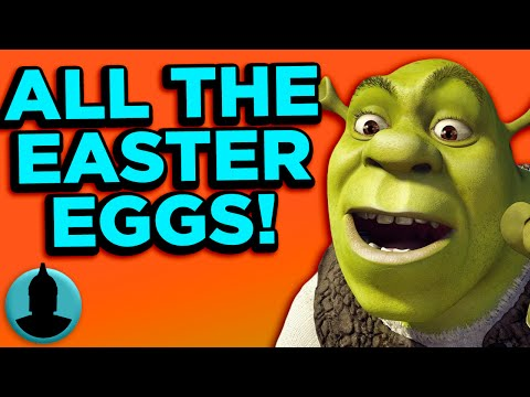 Every Reference In Shrek - (ToonedUp #130) | ChannelFrederator