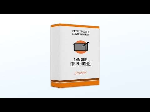 NEW! Animation For Beginners Course