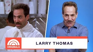 'Seinfeld' Actor Larry Thomas Talks Funniest Moments As 'Soup Nazi' | TODAY