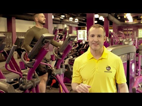 How to use an Elliptical Machine | Planet Fitness