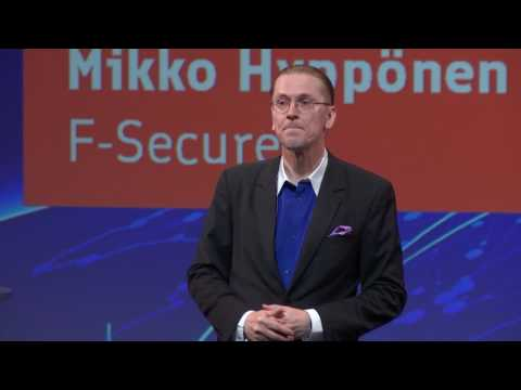 Mikko Hypponen, F Secure: Cybersecurity and Transport Sector - D.Day for Transport and Mobility