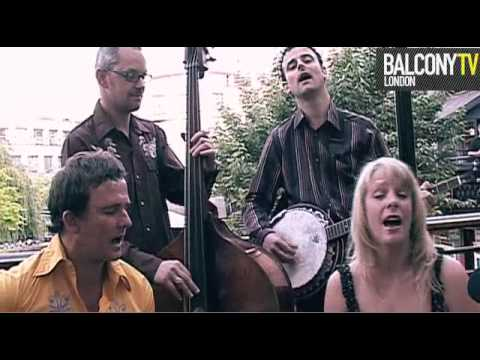 ALBERT ROSS and THE OTTERS (BalconyTV)