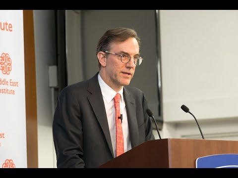 Keynote by Joseph S. Pennington, Deputy assistant secretary for Iraq