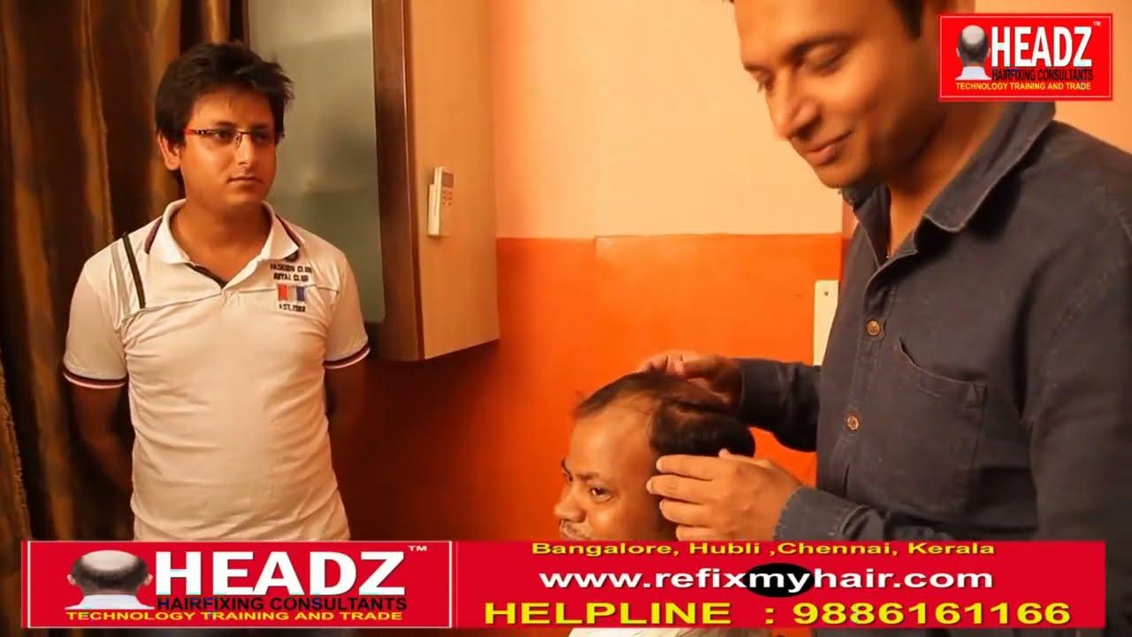 Non Surgical Hair Weaving In Delhi Call 9811261166 Www