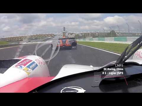 2016 Asian Le Mans Sprint Cup Round 1 - Car #1 Last to 2nd on the first lap