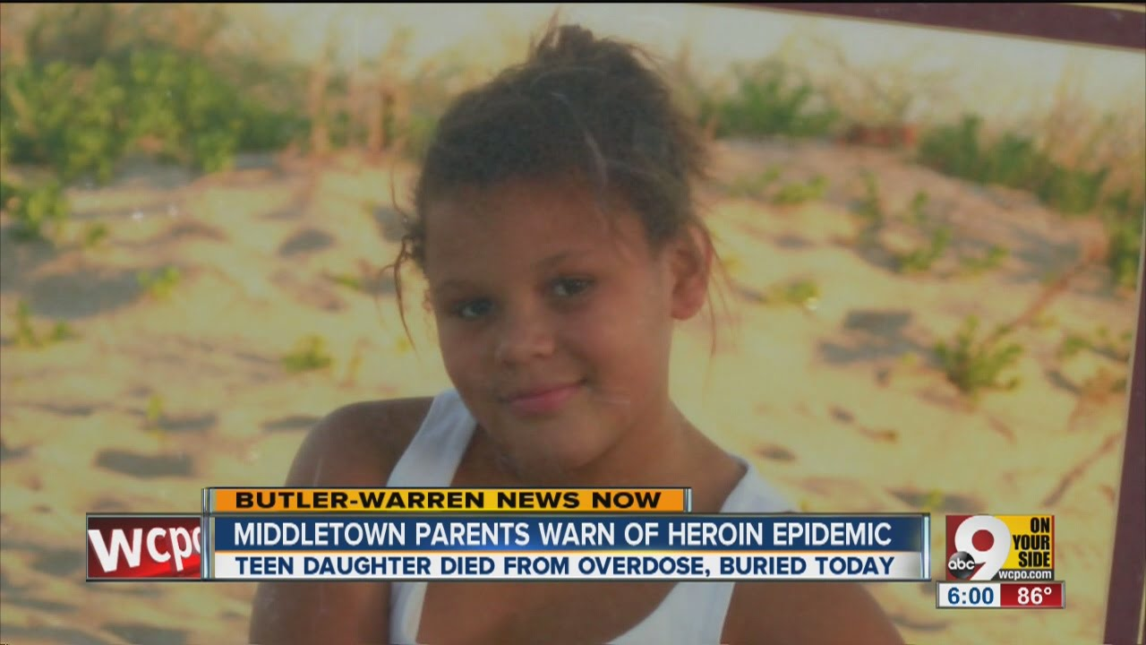 Died drug from teen that not