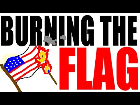 Should Flag Burning Be Illegal?