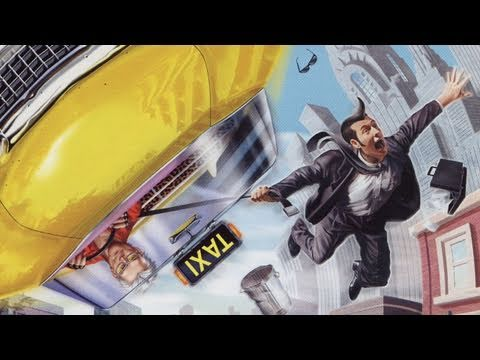 Classic Game Room - CRAZY TAXI 2 Sega Dreamcast Review