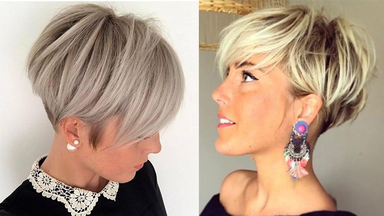 Cortes de cabelo curto feminino 2018