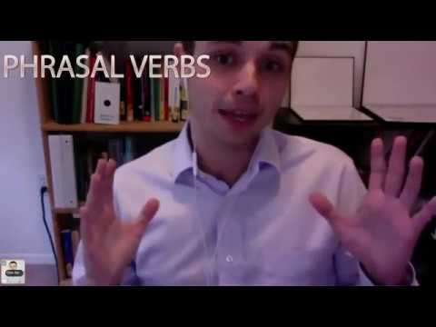 PHRASAL VERBS PART 2 - Learn English online free video lessons