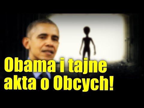 Barack Obama ujawni akta o UFO jeżeli wesprzemy walkę z AIDS? Ciąg dalszy obśmiewania UFO!
