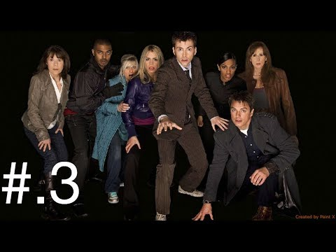 "(Fresh Reaction to) Doctor Who season 4 episode 13 ""journeys end"" part 3"