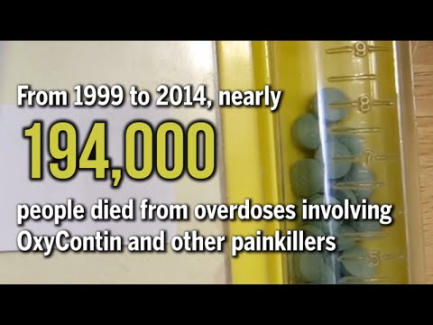 Addiction and OxyContin's 12-hour problem