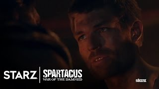 Spartacus |  War of the Damned Episode 8 Preview | STARZ