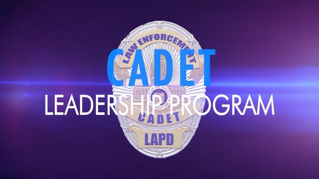 Meet LAPD Cadet Julia Alvarez