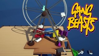 gang beasts ticking time bomb father and son gameplay