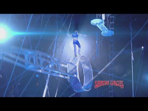 Shrine Circus Returns to ABQ