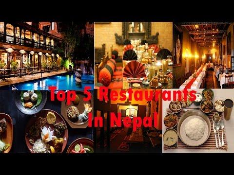 Top 5 Best Restaurants In Nepal(नेपालका शीर्स ५ उत्किर्स रेस्टुरान्तहरु )