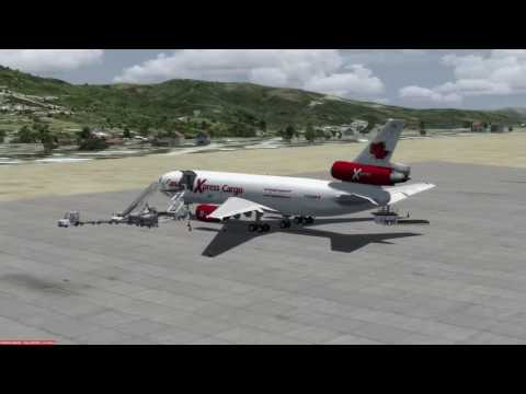 Canadian Xpress August 2016 PM Fly-In - Panama Canal