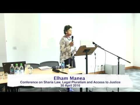 Elham Manea on Women And Sharia Law: The Impact Of Legal Pluralism In The UK