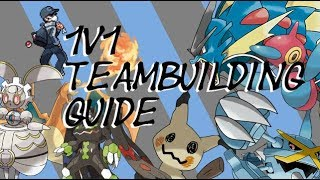 Elo Bandit's Official 1v1 Teambuilding Guide