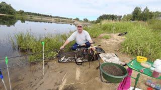 Рыбалка на Рузском водохранилище Раннее Утро Второй день