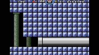 SMW: Secret of the 7 Gold Statues - 12 - Space Horse