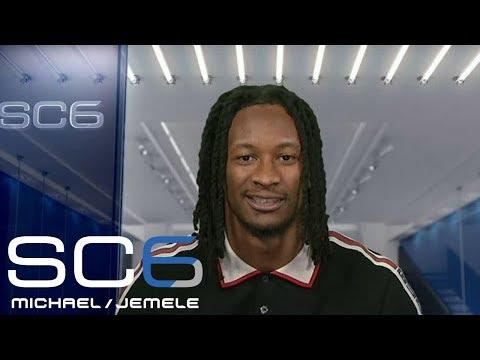 Rams star Todd Gurley makes his pick for Eagles-Patriots Super Bowl   SC6   ESPN