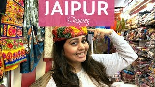 Video on the Best Place To Shopping In Jaipur