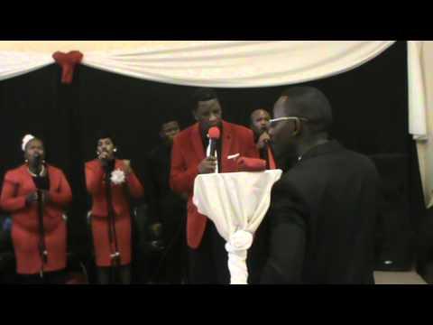 Yebo Nkosi ngiza kuwe-Apostle Mdodana