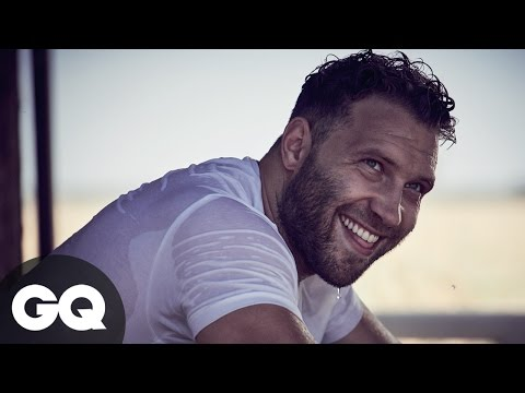 Jai Courtney Gets Hot And Sweaty In Epic Outback Adventure  GQ Australia