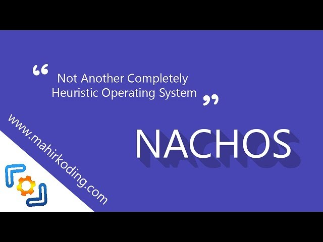 Tutorial NachOS : Serial Console
