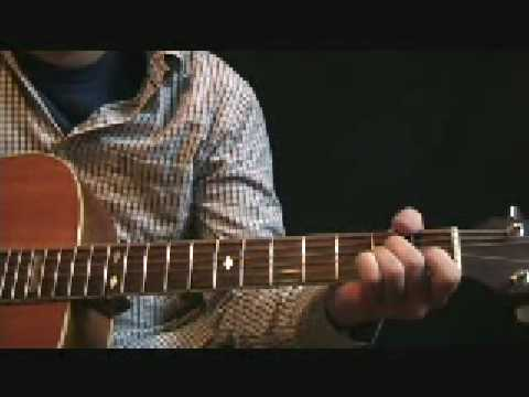 How to play Outside by staind easiest fastest live acoustic tribute lesson